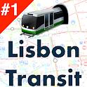 Lisbon Public Transport Offline Carris time & plan icon
