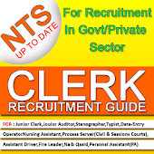 New NTS Clerk Guide English Latest:MCQs & GKLatest