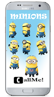 Call From Minions for PC-Windows 7,8,10 and Mac apk screenshot 1