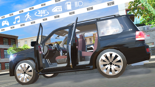 Offroad Cruiser Simulator 1.9 screenshots 17