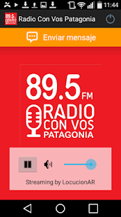Radio Con Vos Patagonia - náhled