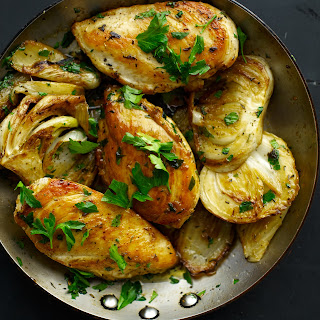 Sauteed Fennel Chicken Recipes