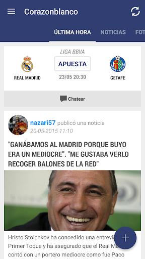 Real Madrid CF Corazonblanco