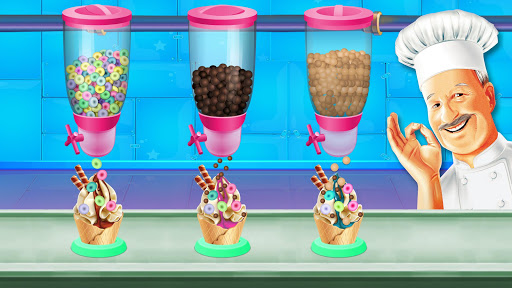 Ice Cream Cooking Factory: Cook Delicious Dessert screenshots 7