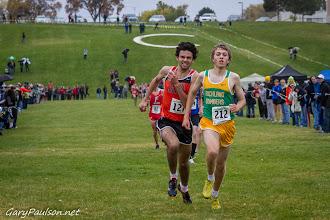 Photo: Varsity Boys 4A Eastern Washington Regional Cross Country Championship  Prints: http://photos.garypaulson.net/p416818298/e49281aba