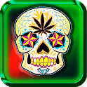 Weed marihuana Live Wallpaper icon