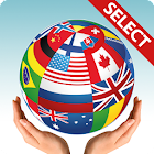 Travel Interpreter Select icon