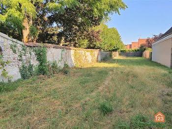 terrain à Montcourt-Fromonville (77)
