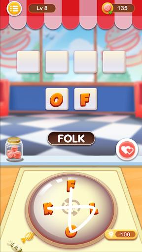 Word Sweety - Crossword Puzzle Game 1.1.5 screenshots 2
