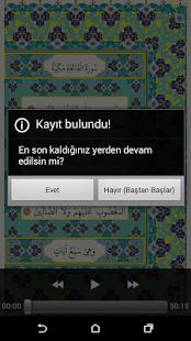 Kuran-ı Kerim 1.Cüz - náhled