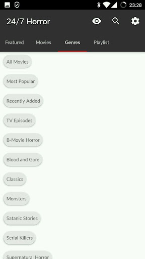 247 Horror Movies 9.8 screenshots 4