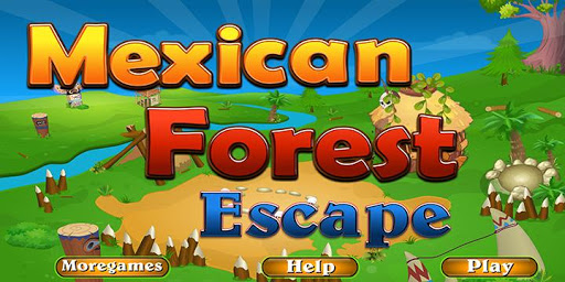 EscapeGame L50 -Mexican forest