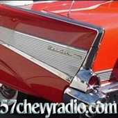 57 Chevy Radio