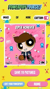 Powerpuff Yourself - The Powerpuff Girls Screenshot