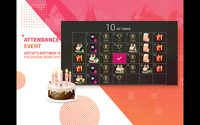 SuperStar SMTOWN APK screenshot thumbnail 22