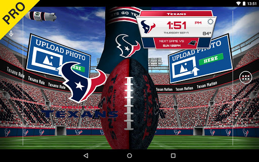 NFL 2015 Live Wallpaper screenshot