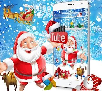 Christmas Santa Theme - náhled