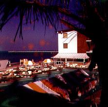 Photo: Castaways Miami Beach FL 1960s