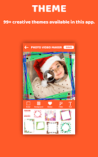 Photo slideshow with music-picture movie maker - náhled