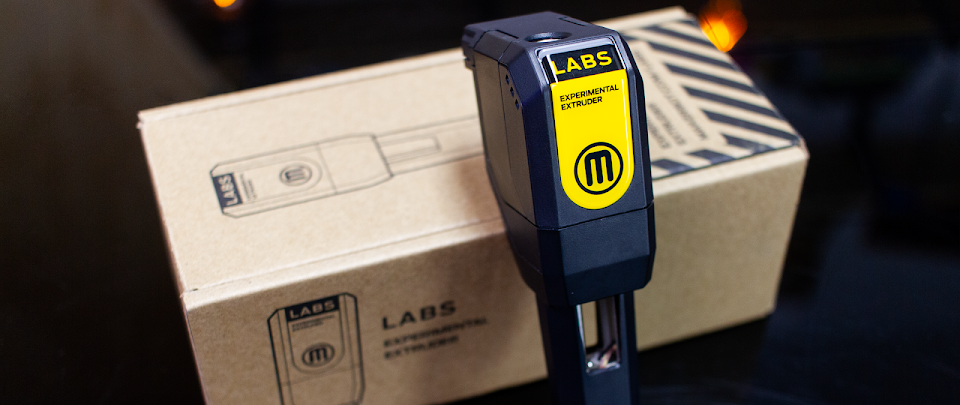 Tech Breakdown: Makerbot LABS Experimental Extruder