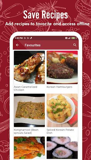 Asian Recipes 41.0.0 screenshots 4