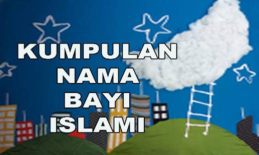Kumpulan Nama Bayi Islami - náhled