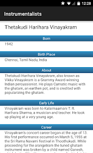 Carnatic Raga- screenshot thumbnail
