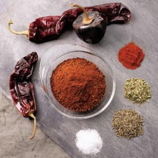 Chile Spice Rub.