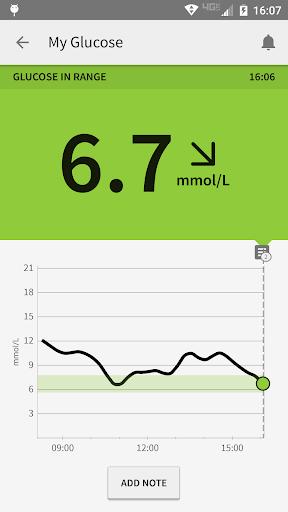 LibreLink screenshot for Android