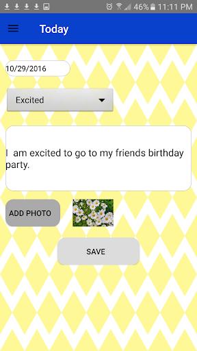 My Diary With Lock screenshot