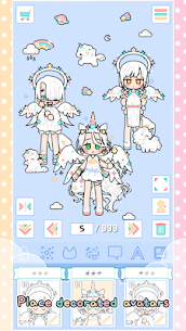 Pastel Friends MOD (Free Shopping) 4