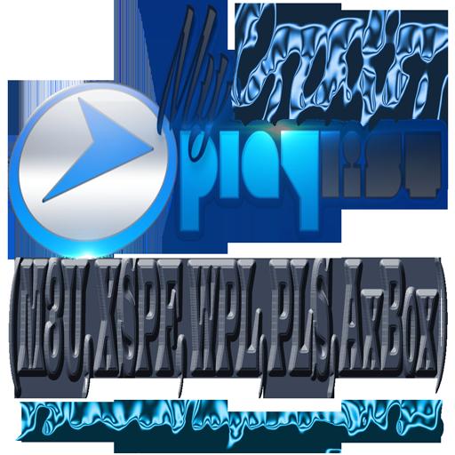 Creator M3U XSPF WPL PLS AxBox