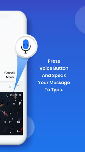 Telugu Voice Typing Keyboard App Report on Mobile Action