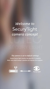 SECURY'LIGHT - náhled