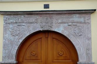 Photo: Portál Jenštejnského domu