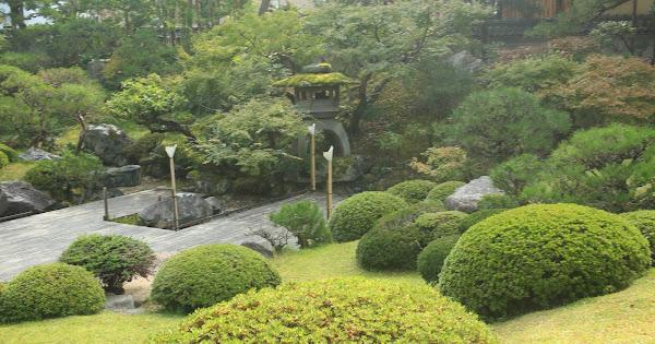 91. Rakuraku-sou(Kameoka-shi) (100 Japanese Garden in Kyoto I recommend)
