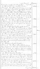 Photo: Regionaal Archief Leiden, Notarieel Archief Noordwijk, Inv. Nr. 19, notaris Cornelis Catharinus van der Schalk, akte 28, blad 37, dd. 21-02-1861 (bijlage dd. 03-12-1860)  Boedelscheiding van de boedel van Job Duivenvoorden, overleden te Noordwijk op Langeveld, laatst echtgenoot van Hendrina van der Klugt.  Nummer 5  Een bouwmanswoning met eenen 5 roeden hooiberg, zomerhuis annex dorschvloer, paardenschuur en wagenloods, erve, werf en boomgaard en verschillende partijen wei- of hooi- en geestland een en ander staande en gelegen op Langeveld in de gemeente Noordwijk bij het kadaster bekend in Sectie B Nummers 75, 76, 77, 94, 97, 99, 104, 110, 162 en 163, te zamen groot 10 bunders 42 roeden 30 ellen  http://beeldbank.nationaalarchief.nl/nl/afbeeldingen/indeling/detail/start/5/trefwoord/Geografisch_trefwoord/Noordwijk/trefwoord/Serie_Collectie/Kadastrale%20kaarten%20van%20Zuid~Holland