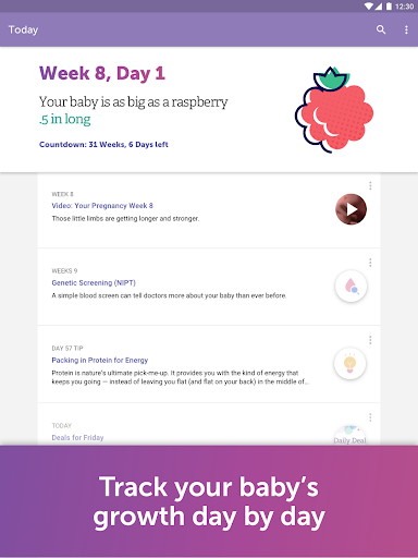 Pregnancy & Baby Tracker for PC