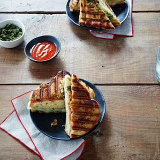 Indian Club Sandwich.