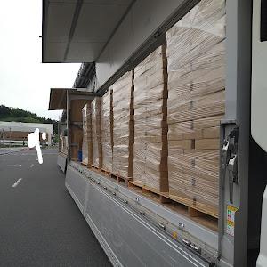 ギガのカスタム事例画像 道楽さんの2020年09月29日17:39の投稿