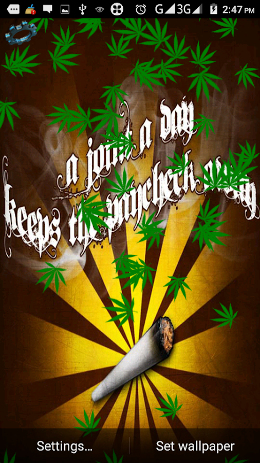 Hypnotic Weed HD Live Wallpaper  screenshot. Hypnotic Weed HD Live Wallpaper   Android Apps on Google Play