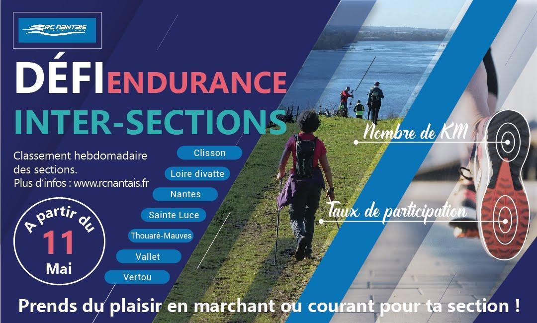 Défi Endurance Inter-sections du RCN