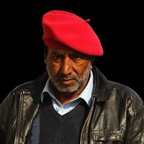 The Look by Ghazan Joyia - People Portraits of Men (  )
