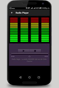 Chile Radio - náhled