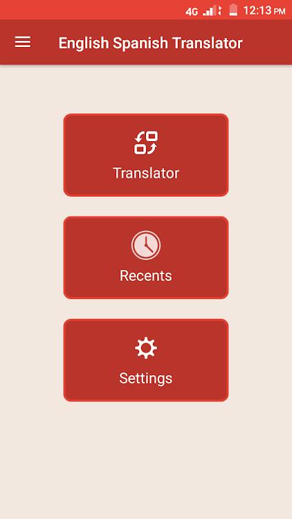 Translate Spanish To English Speak