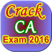 Crack CA exam 2016