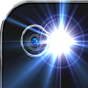 Free mobile flashlight icon