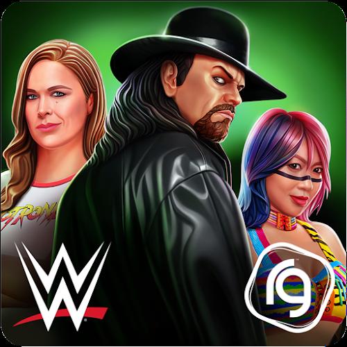 WWE Mayhem [Mod Money] 1.25.193mod