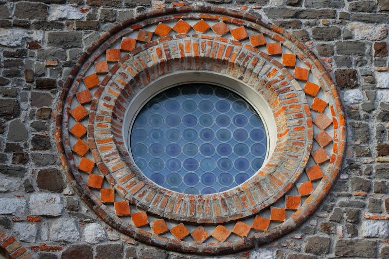 Geometrie sul campanile di pierce