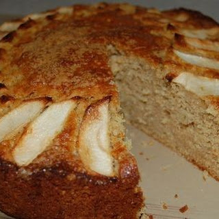 Best Ever Apple Cake.
